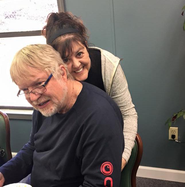 Cindy and John Davidson